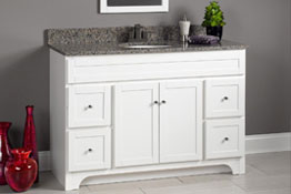 Bath Cabinetry