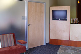 Interior Commercial Door