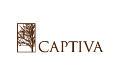 Captiva custom doors and mouldings logo