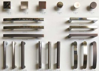 photo of cabinet pulls and knobs
