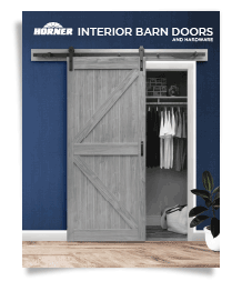 image of barn door brochure cover