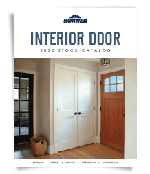 image of stock interior door catalog