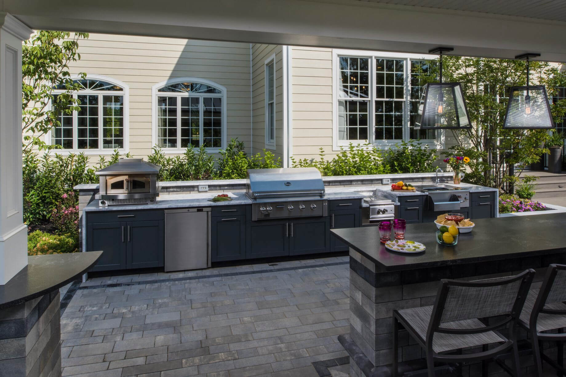 7 Tips For Planning Your Ultimate Outdoor Kitchen