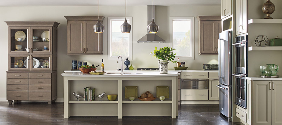 Photo of Kemper kitchen cabinetry