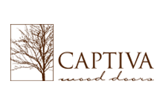 Captiva Wood Doors Logo
