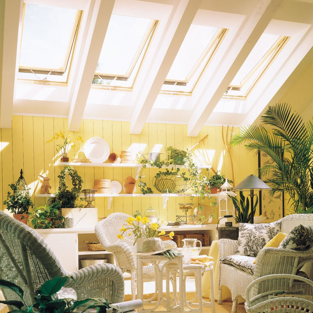 Velux skylights photo