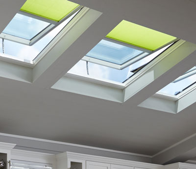 Velux venting skylight photo