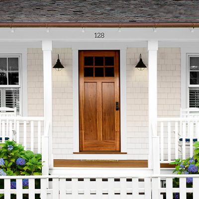 Captiva Wood door photo