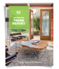 Masonite Trend Report brochure