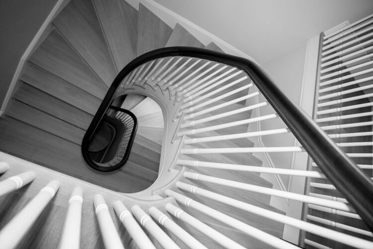[New Photography] Three-Story Ascension In Cambridge