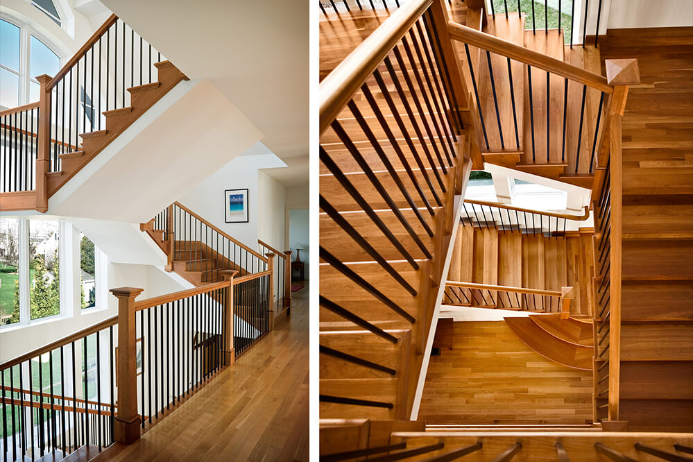 Cooper Stairworks preassembled stairs and stair parts