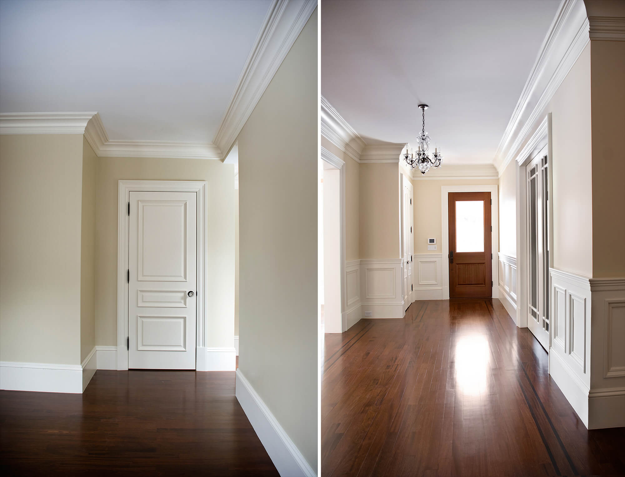 How to Choose the Correct Size Crown Moulding – Horner Millwork