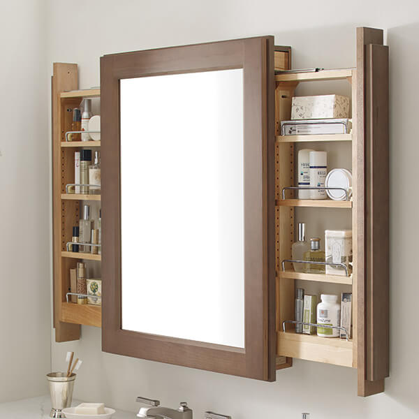 Photo of Kemper vanity storage