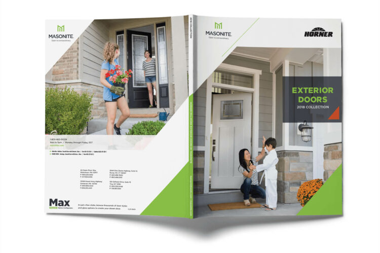 The NEW Masonite 2018 Exterior Door Catalog is Here!