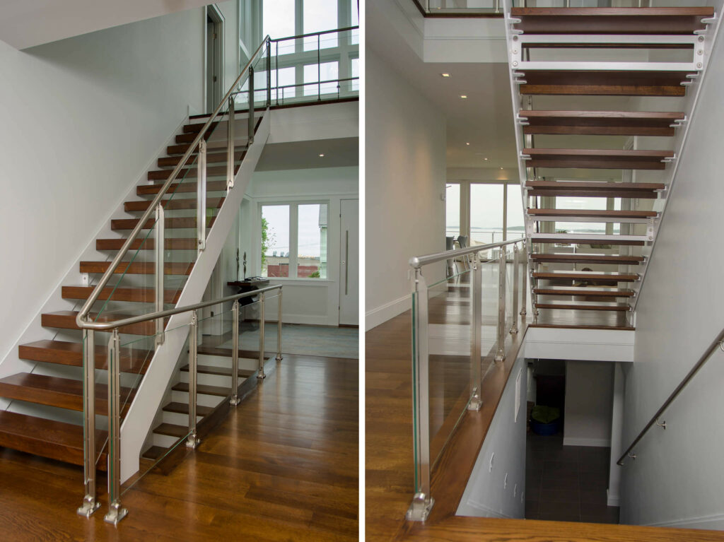 New Photography Modern Staircase Horner Millwork