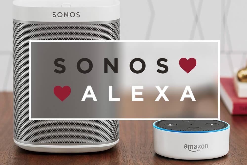 Sonos Alexa photo